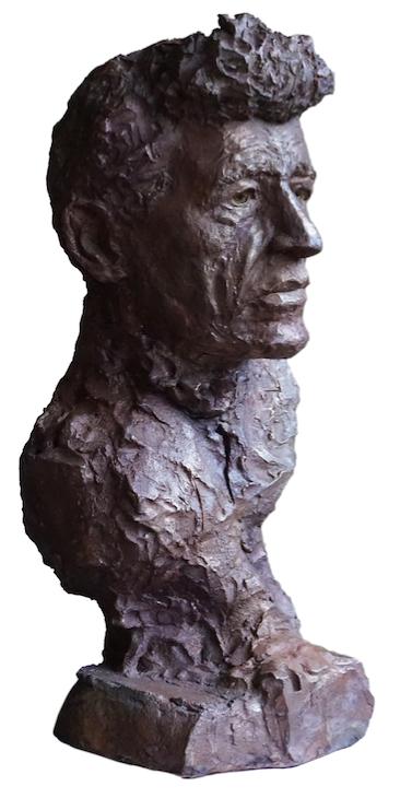 buste-de-giacometti-en-bronze-lartigue