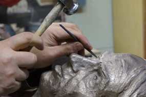michel-houellebecq-bronze-buste-par-lartigue-29