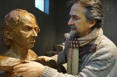 michel-houellebecq-bronze-buste-par-lartigue