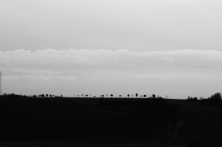 ciel blanc