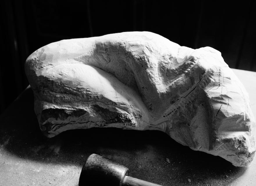 marbre processus série liberté dans le noir - Lartigue 2