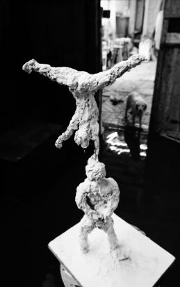 Sculpture cirue Aïtal inondation 3