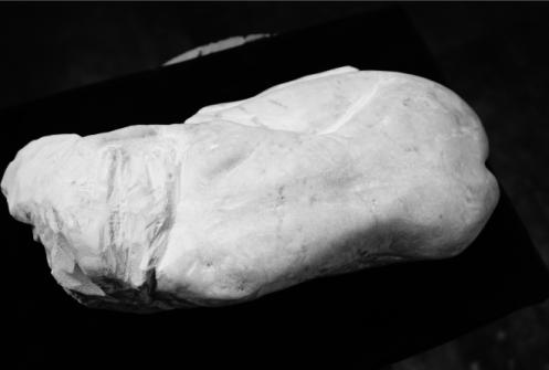 sculpture en marbre - Lartigue