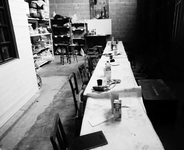Fête fin d année atelier briqueterie 2017