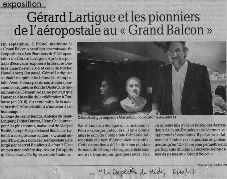 20171006 Les Pionniers de l'Aéropostale au Grand Balcon