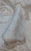 nez - sculpture - Lartigue 1