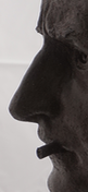 nez - sculpture - Lartigue 7