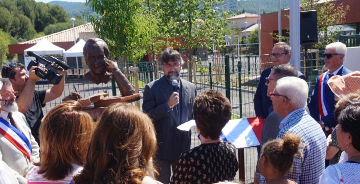 discours inauguration monument d ormesson - Lartigue