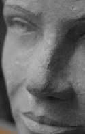 buste en pierre Simone Veil - Gérard Lartigue 6